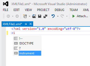 Using XML Schema - Mantid Project